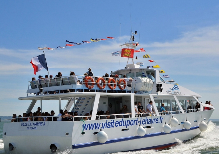 Navigation Normande à Dieppe