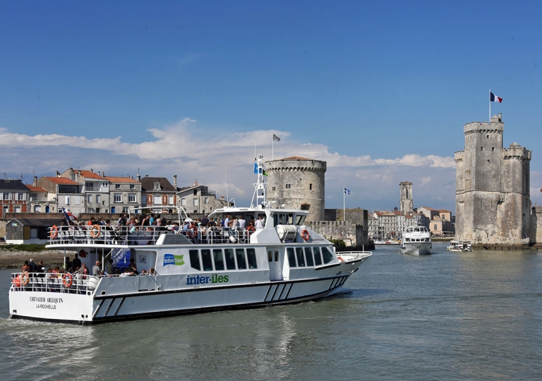 Inter-Iles à La Rochelle